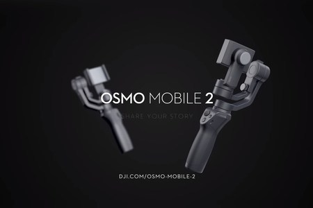 DJI - Osmo Mobile 2 - Moments in Hand