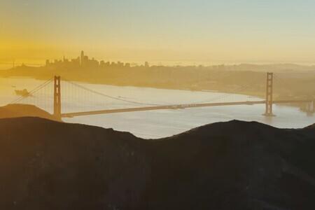 iPhone 12 Pro 4K Aerial San Francisco