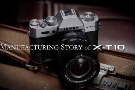 Manufacturing Story of X-T10 / FUJIFILM