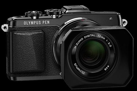 Nový Olympus PEN E-PL7