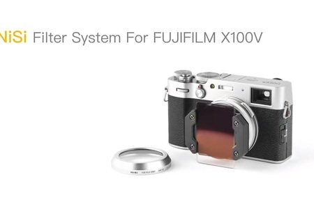 NiSi Filter System For Fujifilm X100V
