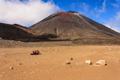 Vulkanická odysea: časť druhá - Tongariro, Ngauruhoe a Ruapehu