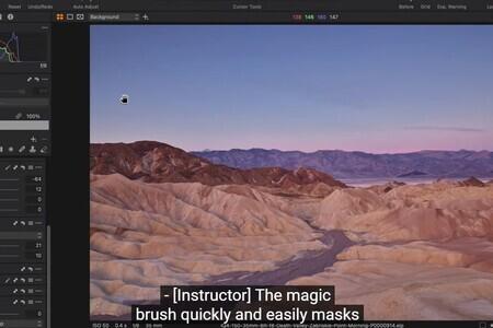 Capture One 21 Tool Introduction   Magic Brush