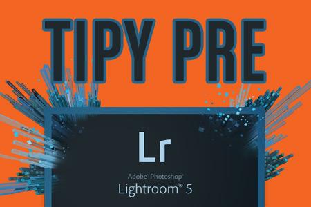 Lightroom 5 - chytré kolekcie techniky