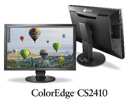 ColorEdge CS2410: grafický monitor pro začínající tvůrce