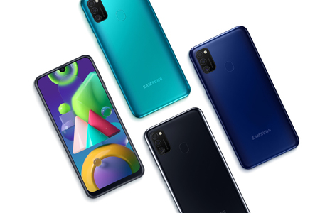 Samsung predstavuje Galaxy M21 – smartfón stvorený pre aktívnych ľudí