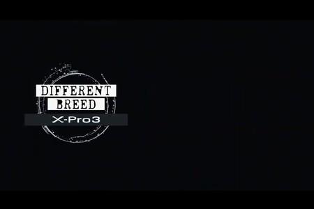 Jonas Rask X-Pro3 Different Breed Teaser
