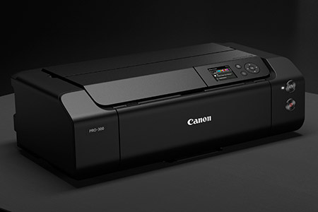 Canon imagePROGRAF PRO-300 a PIXMA PRO-200