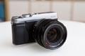 Fujifilm X-E2 a XF 23mm F1,4 R