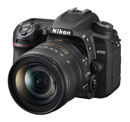Zhotovte svoj životný záber s úplne novým fotoaparátom D7500