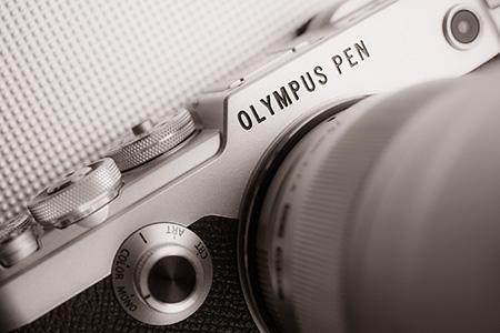 Olympus PEN-F Monochrome