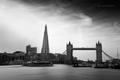 Futuristická ikona na londýnskom horizonte