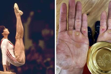 Fotografie olympionikov, ktoré vám poskytnú nový pohľad na ľudské telo