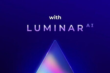 Luminar AI: Inspired beauty. For people & portraits