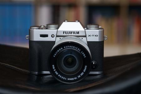 Fujifilm X-T10 nadupaný drobec