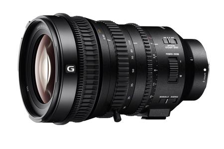 Sony predstavuje objektív s výkonným zoomom 18-110mm pre Super 35mm / APS-C