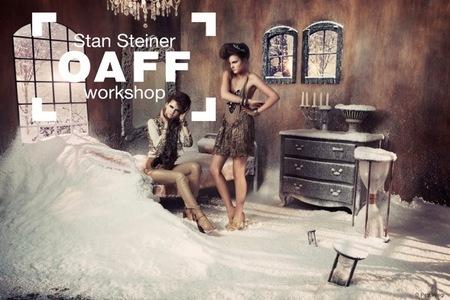 Workshopy OAFF se špičkovými fotografy