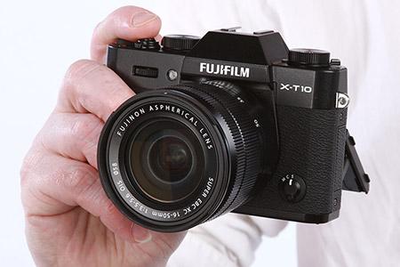 Repete Fujifilm X-T10