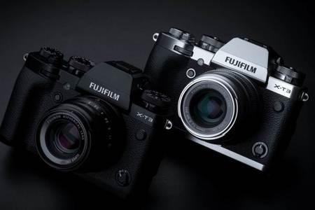 Evolúcia série X do štvrtej generácie - FUJIFILM X-T3