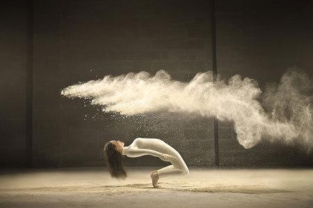 Jeffrey Vanhoutte: Tanečnica a prach zamrznuté v čase