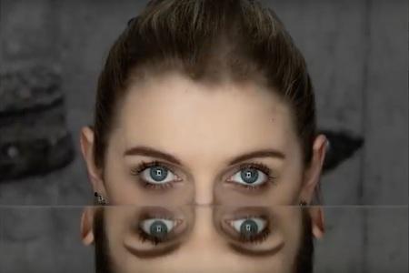 Kreativne fotenie so zrkadlami