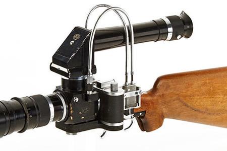 Leica - fotoaparát puška. Prototyp za viac ako 350.000 dolárov