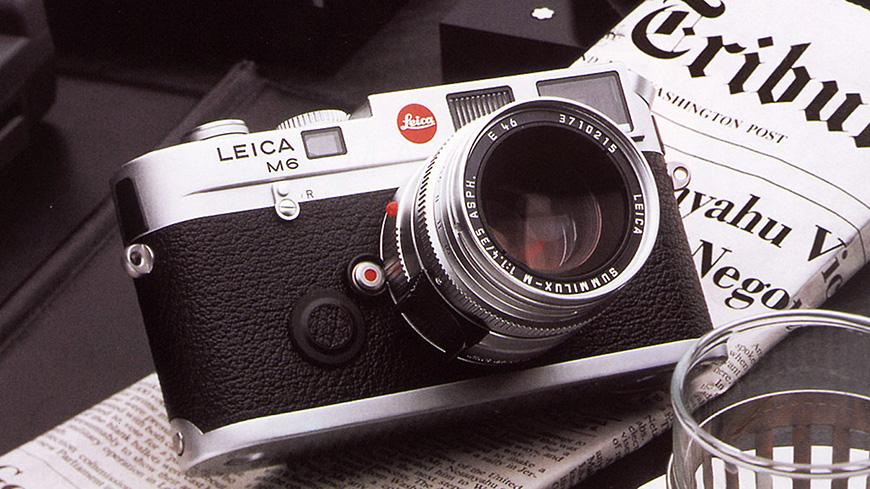 Filmová výbava pre street fotografiu