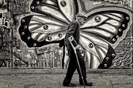 Street fotografia - umenie okamihu