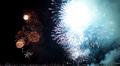 Abstraktné výbuchy na oblohe