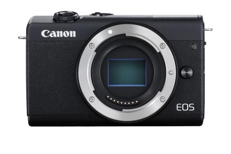 Nová bezzrkadlovka Canon EOS M200