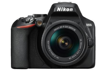 Nová zrkadlovka Nikon D3500