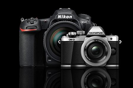 Kupujeme systémový fotoaparát (2017)