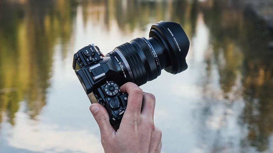 Olympus M.Zuiko Digital ED 8-25mm f/4 PRO