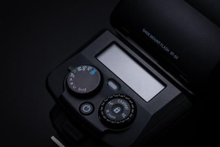 Nový blesk Fujifilm EF-60 a transmiter EF-W1
