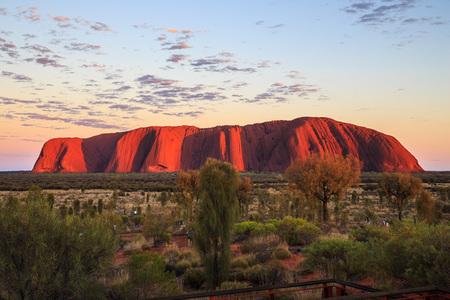 Austrálske putovanie 3 - Uluru a Kata Tjuṯa
