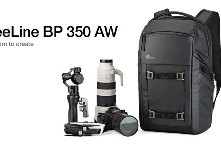 Lowepro - FreeLine BP350 - Product Walk Through