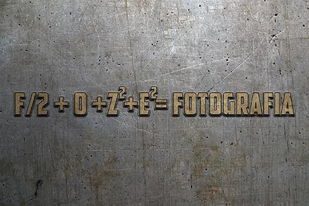 Rovnica fotografie