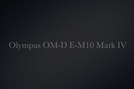 Olympus OM-D E-M10 Mark IV 4K