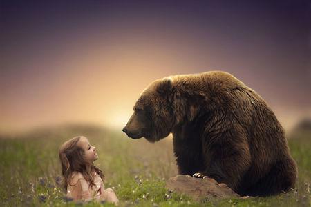 Detské sny vo fotografii