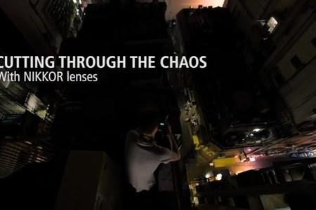 Pronikání chaosem Tokia