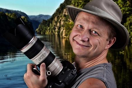 Letní fotografie a fotky z dovolené