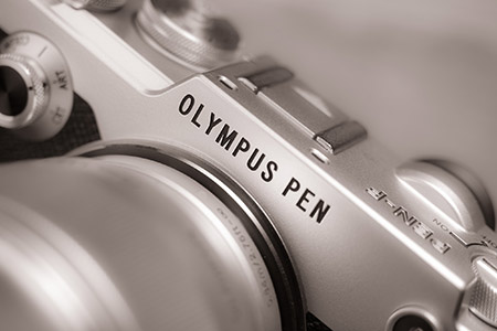 Olympus PEN-F - prvé dojmy