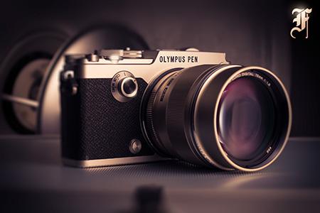 Olympus PEN-F - fotoaparát pre gentlemanov