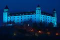 Modrý hrad