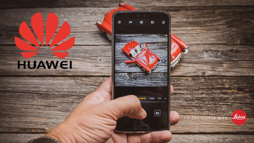 Fotíme s Huawei - fototip č. 4