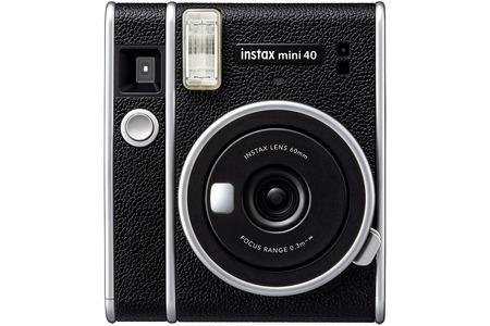 """Fujifilm predstavuje nový """"instax mini 40"""" - predstavujeme nový fotoaparát instax v klasickom dizajne"""