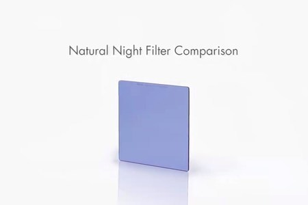 NiSi Natural Night Filter Comparison
