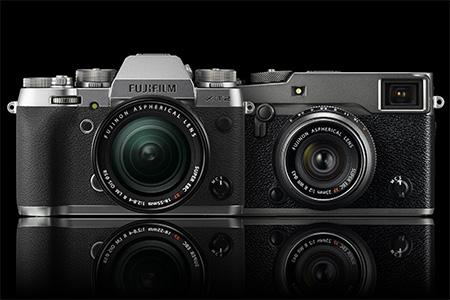 Januárové novinky Fujifilm