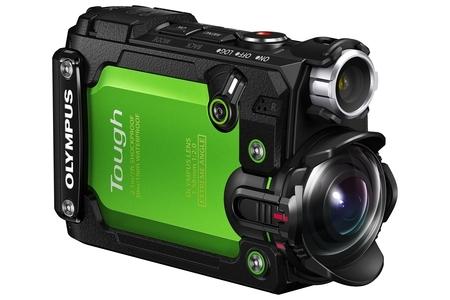 Olympus uvádí akční kameru TG-Tracker