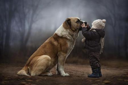 Magické fotografie deti od ruskej fotografky